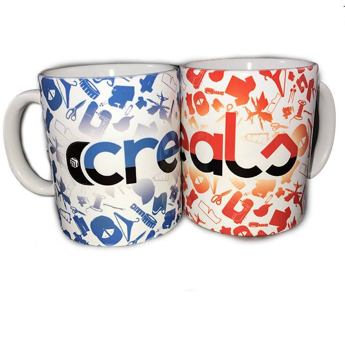 Creals Fullpatterned Mugs