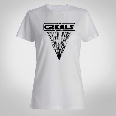 The Creals Story Lady T-shirt