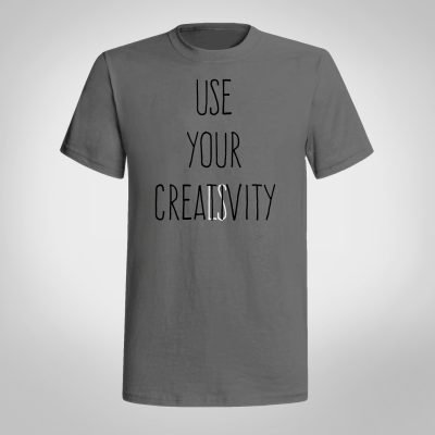 Use Your Creativity Unisex T-shirt