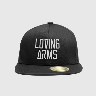 LOVING ARMS – SNAPBACK CAP