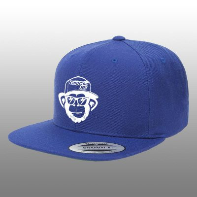 Monkey Royal Snapback